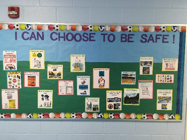 I can choose to be safe! Image