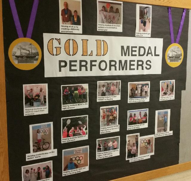 Gold Medal Perfomers Image