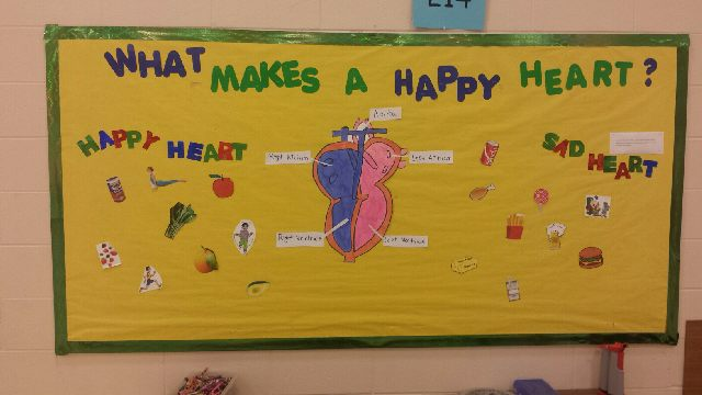 What makes a healthy heart? Image