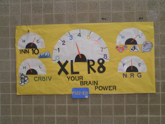 XLR8 Your Brain Power Image