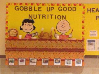 Gobble Up Good Nutrition Image