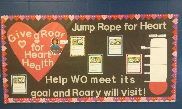 Jump Rope for Heart Fundraiser Image