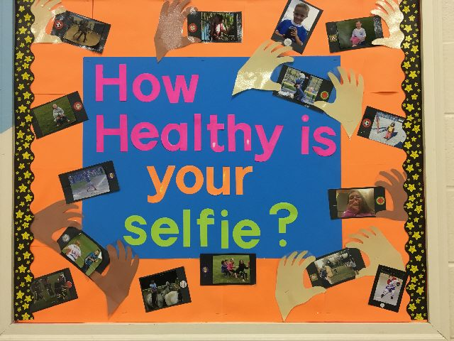 How healthy is your selfie? Image