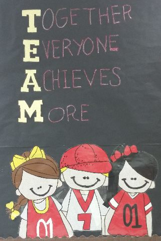 Team (Together Everyone Achives More) Image