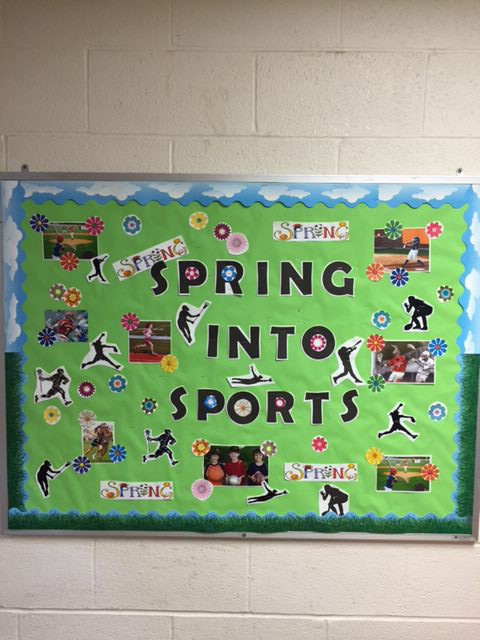 Spring into Sports Image