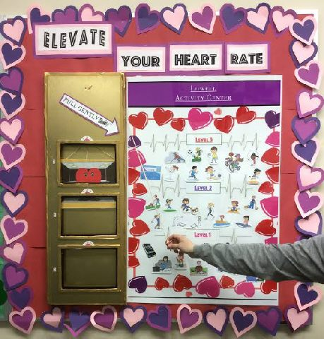 Elevate your heart rate Image