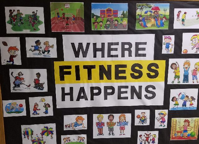 Where FITNESS Happens Image