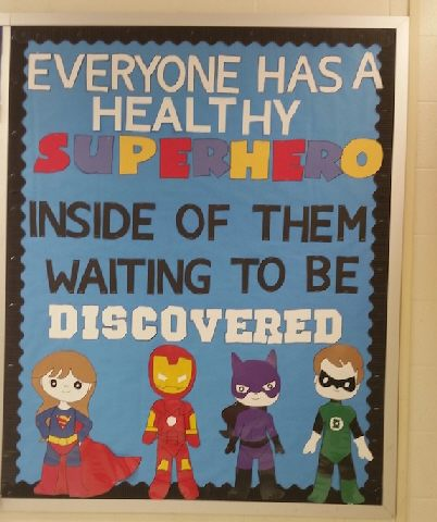 Everyone Has a Healthy Superhero Image