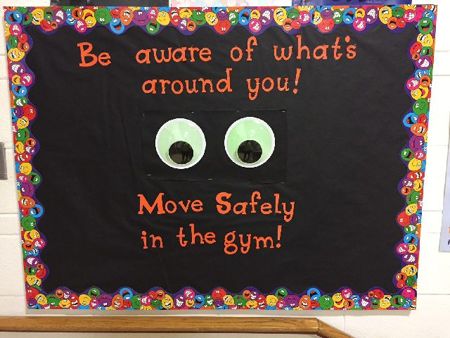 Be Aware, Be Safe : Move Safely in Gym Image