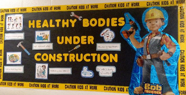 Healthy Bodies Under Construction Image