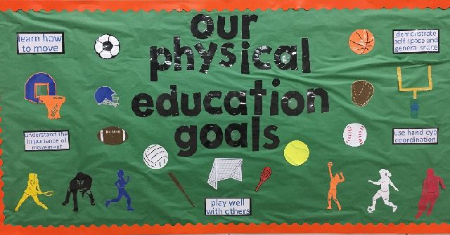 Physical Education Goals Image