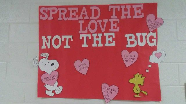 share the love not the bug Image