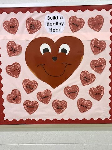 Building A Healthy Heart (Valentine's Day) Image