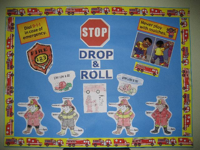 STOP, Drop & Roll Image