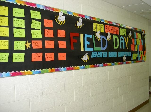 Bee Ready For Field Day Image