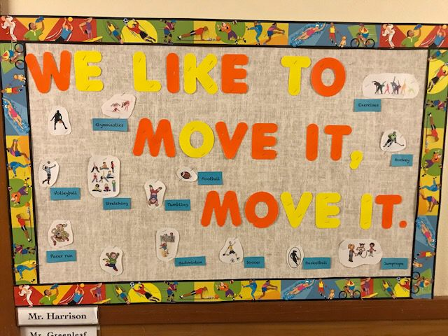 We Like to Move it, move it Image