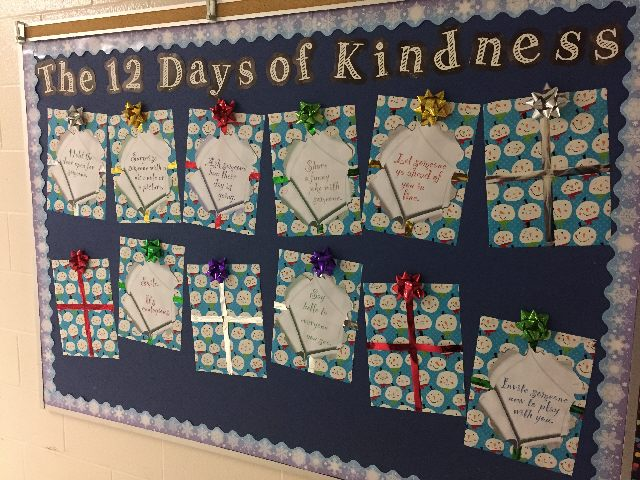 12 Days of Kindness Image