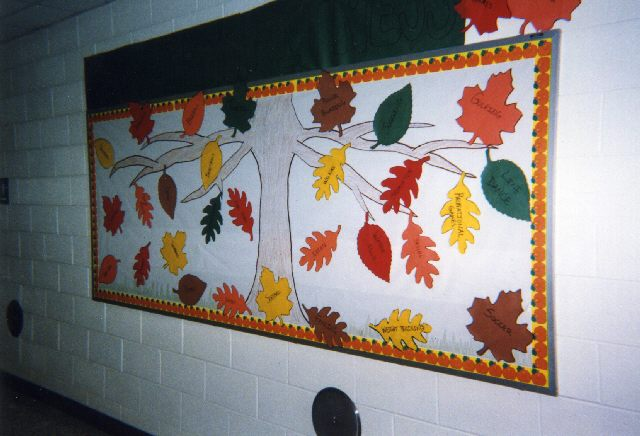 Autumn Bulletin Board Titles http://www.pecentral.org/BulletinBoard/ViewBulletinBoard.asp?ID=331