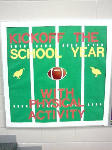 Kickoff the School Year Image