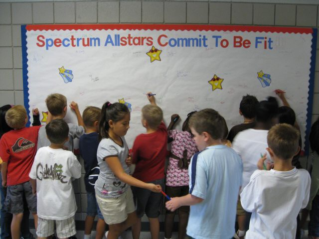 Spectrum Allstars CommitTo Be Fit! Image