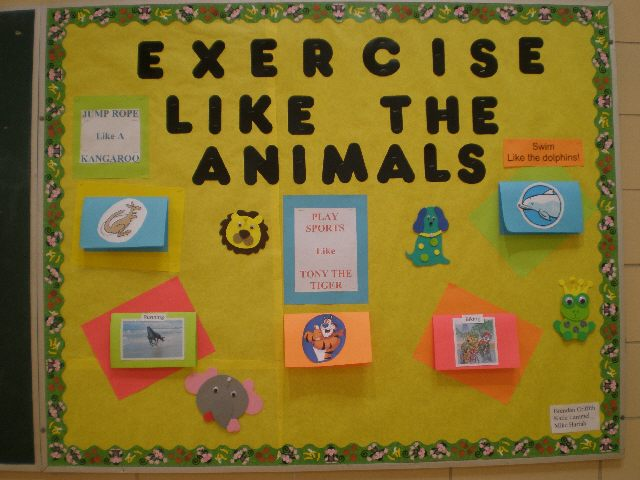 Exercise like the animals Image