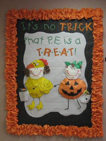 It's No Trick that PE is a Treat! Image