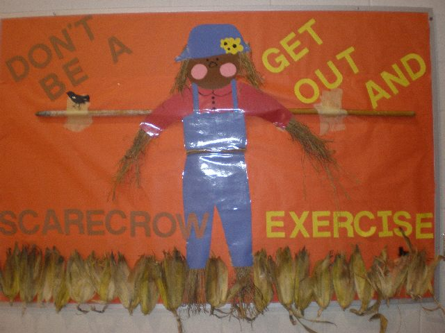 Don't Be A Scarecrow (Halloween) Image