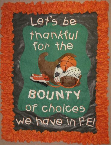 Bounty of Choices (Thanksgiving) Image