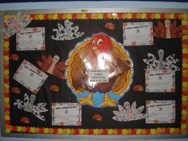 Gobble Up some Physical Education (Thanksgiving) Image