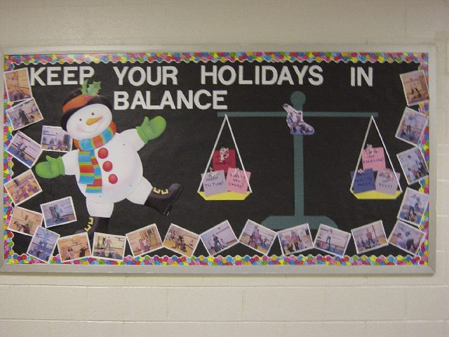 Keep Your Holidays in Balance Image