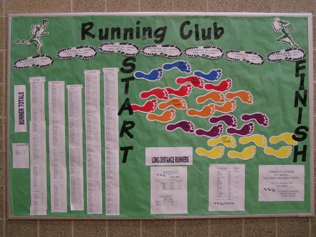 Running Club Image