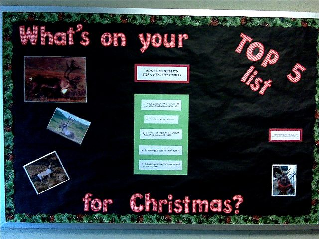 What's On Your Top 5 List For Christmas? Image