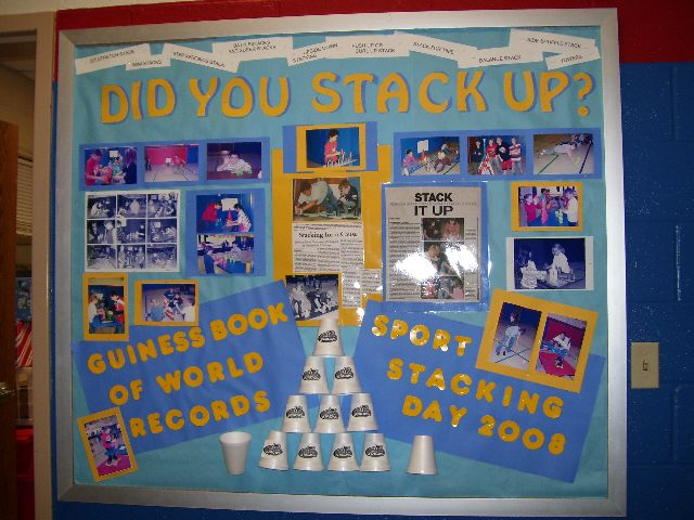 Did You Stack Up? Image