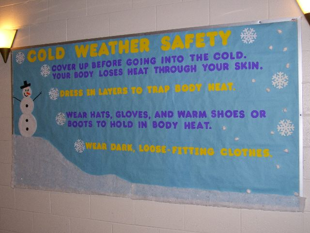Cold Weather Safety Image