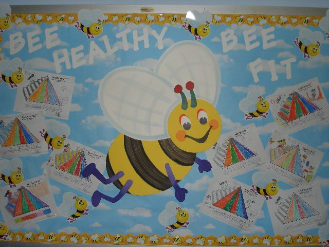 Bee Healthy Bee Fit Image