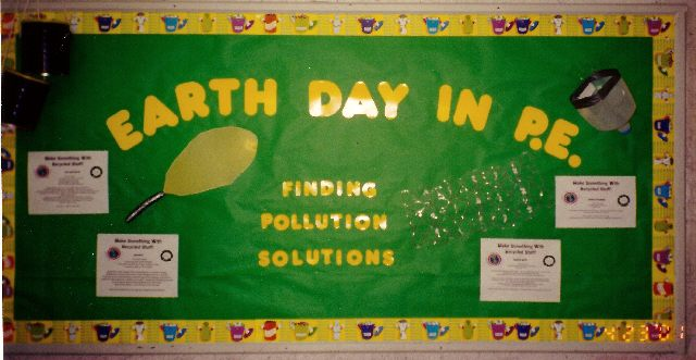 Earth Day in P.E. Image