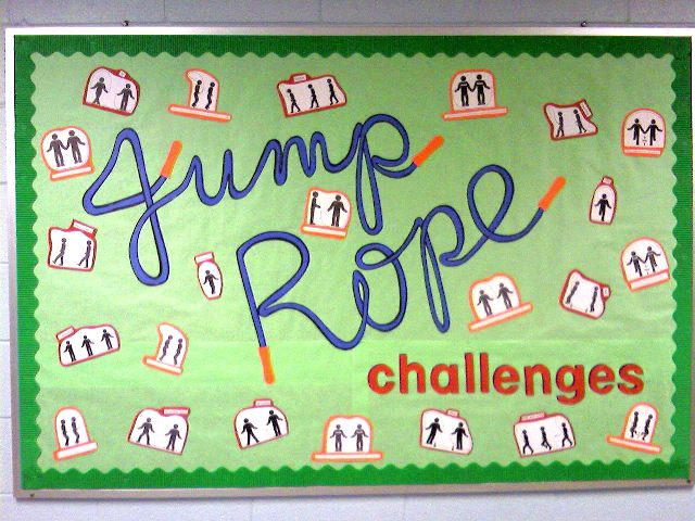 Jump Rope Challenges Image