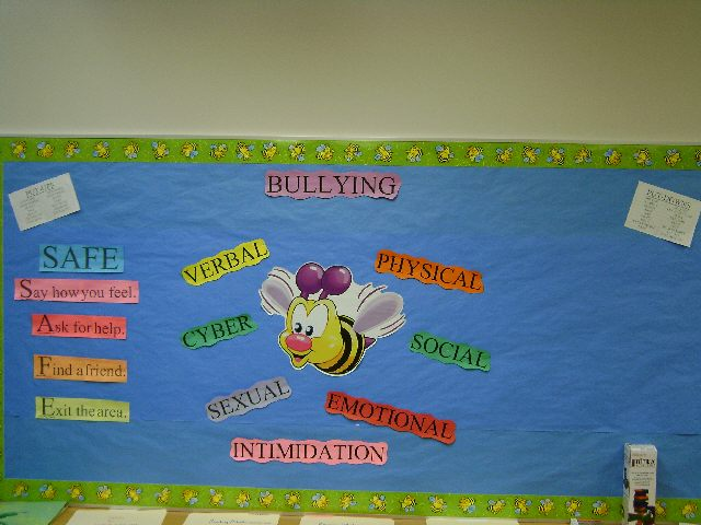 Buzzing Out Bullies Image
