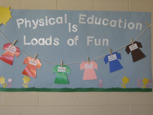 Physical Education Is Loads Of Fun Image