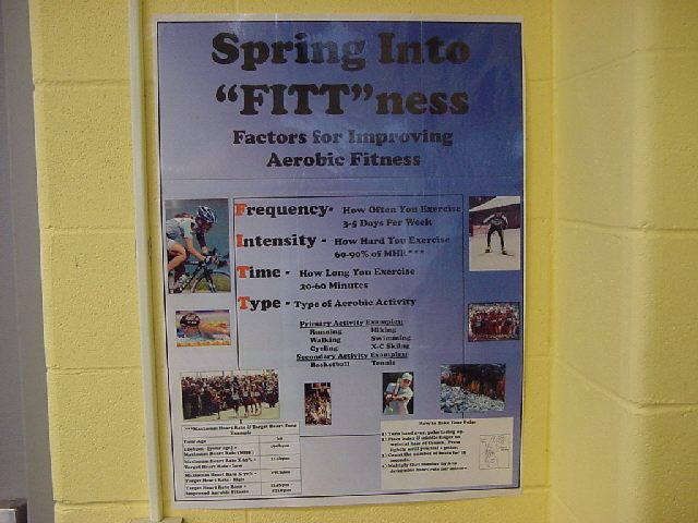 Spring Into Fitness Image