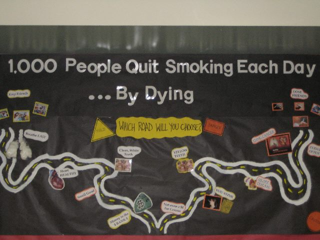 1,000 People Quit Smoking Each Day...By Dying Image