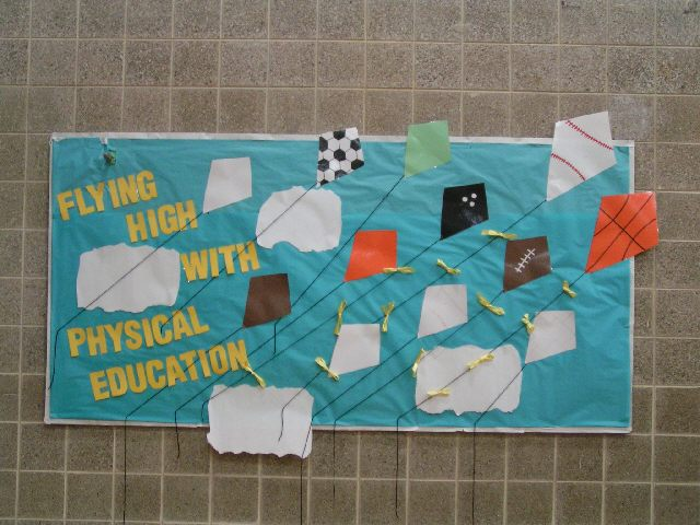 Flying High with Physical Education Image