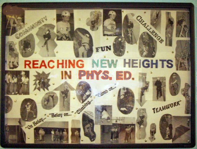 Reaching New Heights in Physical Education Image