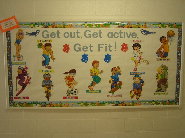 Get out, Get active, Get Fit! Image