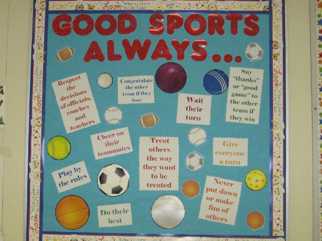 Good Sports Always Image
