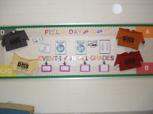 Field Day T-Shirts and Pods Image