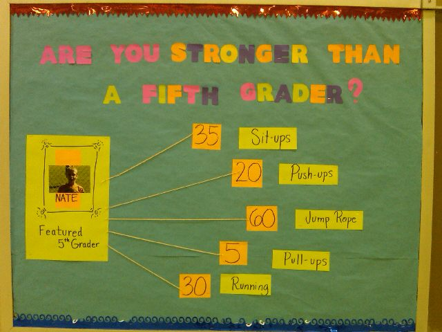 Are You Stronger Than A Fifth Grader? Image