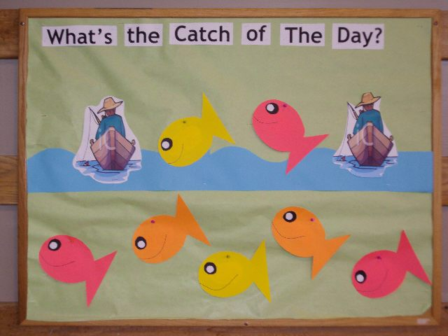 What's The Catch of the Day Image
