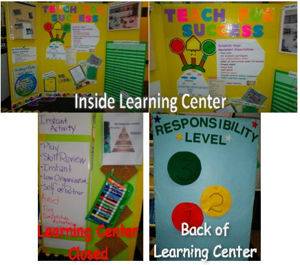 Learning Center Board (Rules) Image