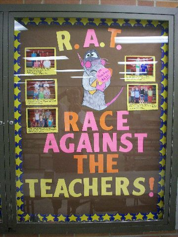 R.A.T. (Race Against the Teachers) Image
